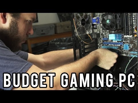 Building The Best Budget Gaming PC!