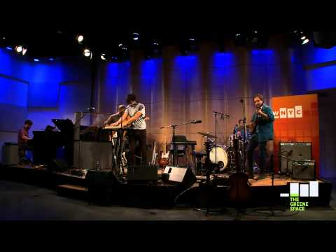 Grizzly Bear: Sleeping Ute, Live in The Greene Space