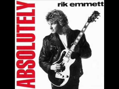 Rik Emmett - The Way You Love Me