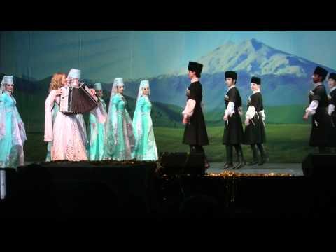 Скачать кабардино балкарские песни