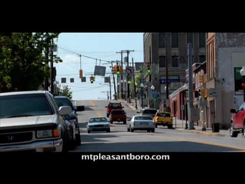 Overview of the Borough of Mount Pleasant Pennsylvania
