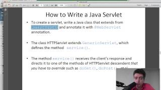 Intro to Java. Unit 14. Intro to Java EE. Glassfish. Servlets (In Russian).