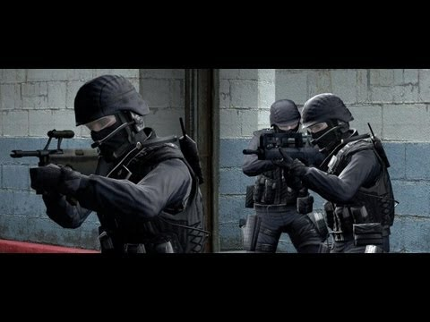 CounterStrike:Global Offensive Gameplay