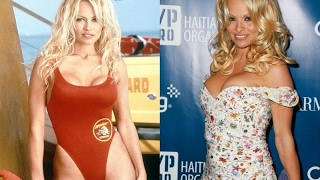 The Cast of Baywatch Then and Now
