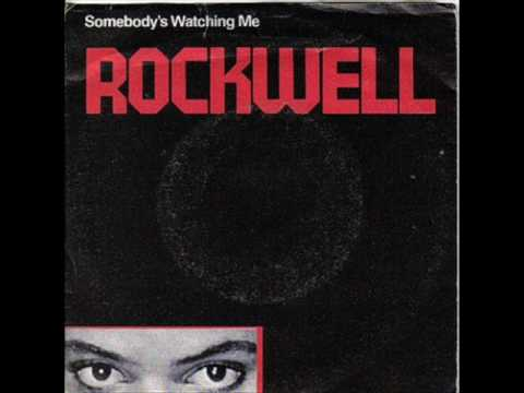 Rockwell - Somebody's Watching Me video