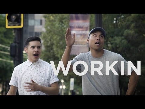 David Archuleta & Jamesthemormon - Workin