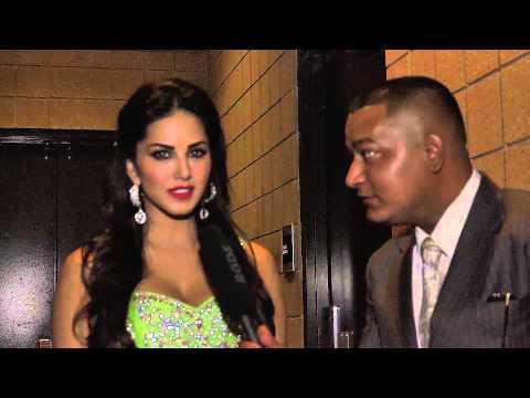 Sunny Leone 2014 Dallas Interview
