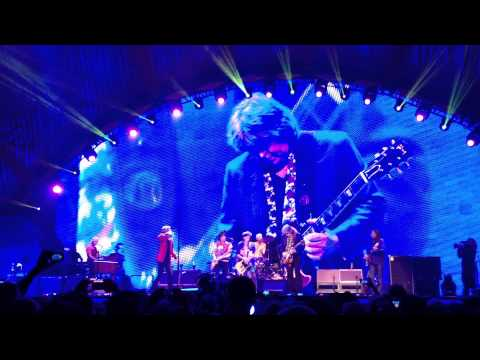 "The Rolling Stones ""Can't You Hear Me Knocking"" Los Angeles Staples Center w/Mick Taylor"