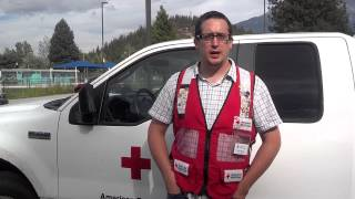 Red Cross Update - Boles Fire (Weed, CA), 9/16/14