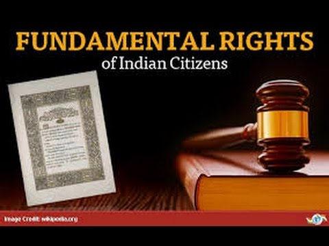 Indian Polity -----Fundamental Rights with Pictures !!
