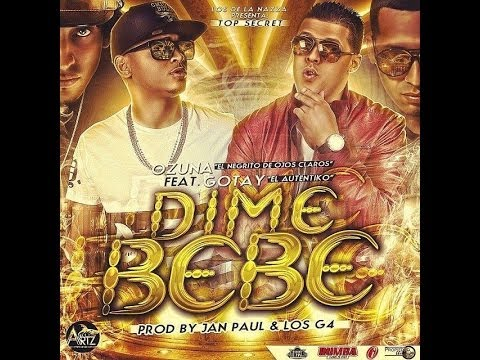 Gotay El Autentiko Ft. Ozuna - Dime Bebé (Imperio Nazza Top Secret) ★★ NEW REGGAETON 2014 ★★