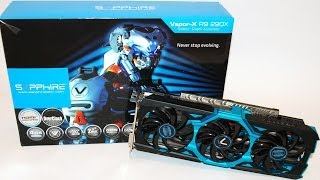 Sapphire Vapor-X R9 290X Tri-X OC Version Benchmarking Performance