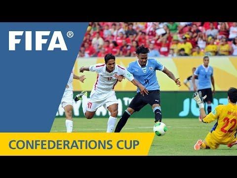 Uruguay 8:0 Tahiti, FIFA Confederations Cup 2013