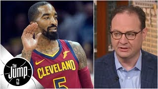 Woj details JR Smith trade situation with Cavs | The Jump