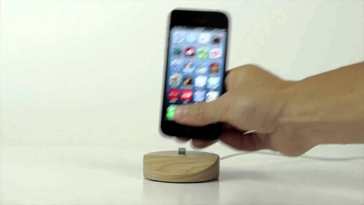 Iphone док своими руками