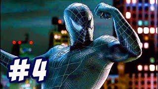 SPIDER-MAN PS4 #4: MẶC BỘ ĐỒ NHỆN ĐEN HUYỀN THOẠI !!!