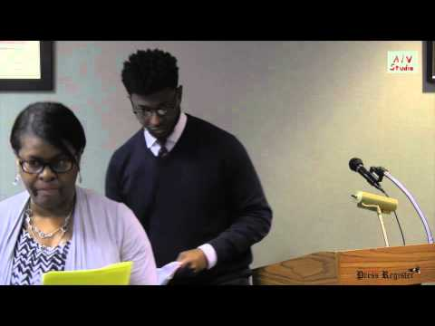 Clarksdale Board of Mayor and Commissioners Meeting         March 23rd 2015