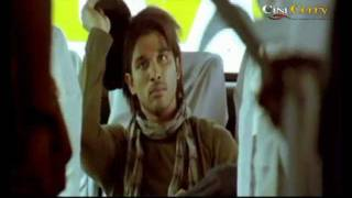 Arya 2 - Stunning Action Scene From Arya 2