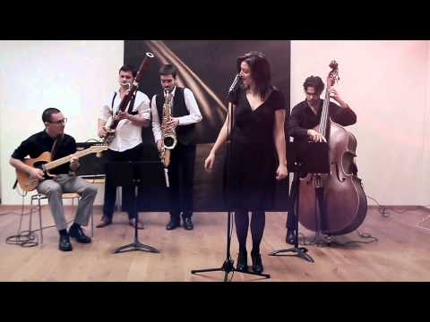 Romano Jazz Quartet - Nat King Cole - L-O-V-E