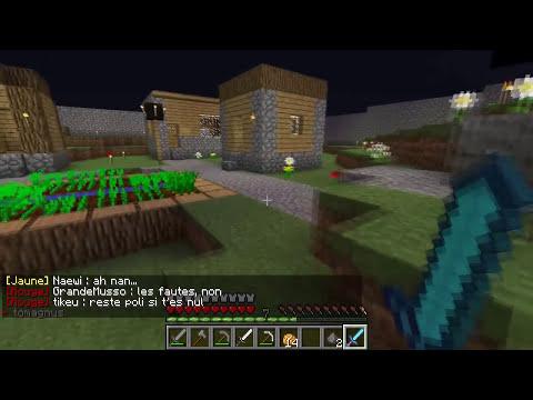 Minecraft - La Guerre Des Tribus 4 : Equipe Jaune - Episode 1 ; Présentation & Découverte !