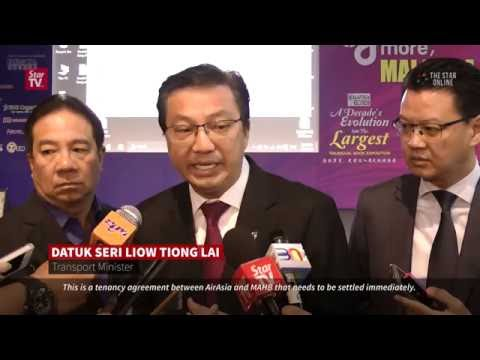 MAHB to meet AirAsia to settle issues quickly