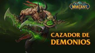 [World of Warcraft] Cazador de Demonios
