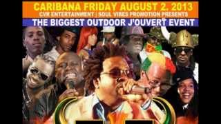 Carnival 2013 Heat of Night Concert Series : DESTRA;BEENIE MAN; ALISON HINDS Plus Many More