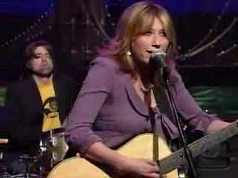 Martha Wainwright on Letterman