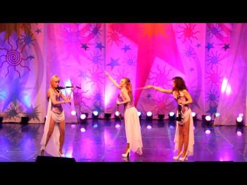 Ятор-шоу на конкурсе Юмора и Эстрады 2013г.