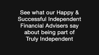 Happy Financial Adviser's Testimonials