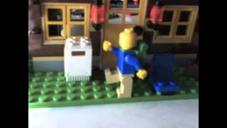LEGO Practicing Stop Motion -1 (no sound)