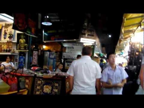 "Ein ""sarkastischer"" Bummel durch Patpong (Bangkok 2013)"
