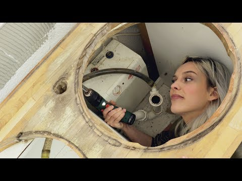 Küchen Katastrophe MakeOver #1 | DIY | Jelena