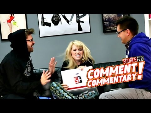 Joe Does Backflips And Russian Sex... It's Comment Commentary 113! video