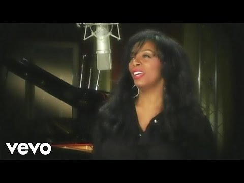 Donna Summer - Stamp Your Feet (in-studio music video)
