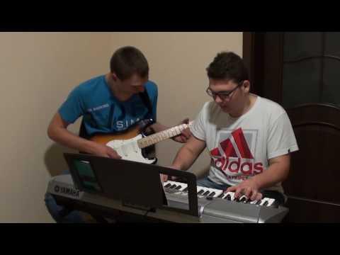 Twenty One Pilots: Heathens Keyboard + Gitara Elektryczna