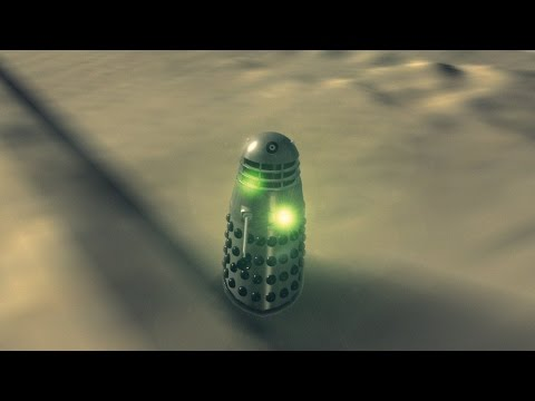 Dalek Articulation test