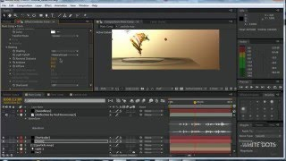 After Effects tutorial #6 Dancing Particles - Reflection (Part 2)