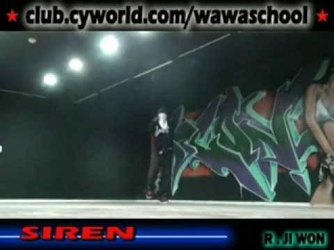 Learn How To Dance To Eun Jiwon's Siren