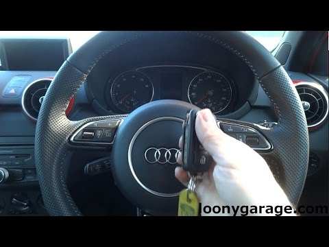 Audi A1 1.4 TFSI S Line Interior