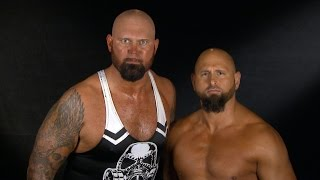 "Karl Anderson & Luke Gallows reenact Stone Cold's famous ""Austin 3:16"" speech"