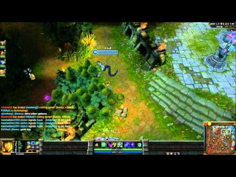 Cassiopeia ile League of Legends | P0gP Oynuyor