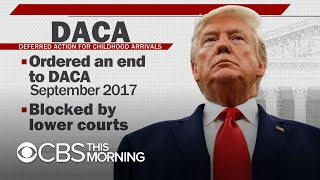 Supreme Court weighs fate of DACA program