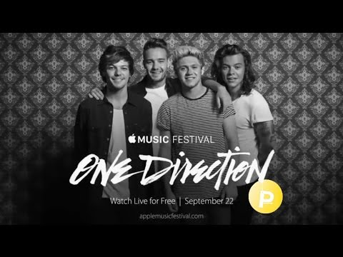 """One Direction """"Apple Music Festival in London """""""