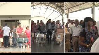 Migrant workers come to the island to help support Gotabhaya