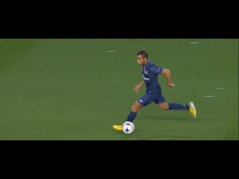 Lucas Moura - Skills Show 01 Dribbles &amp; Assists - PSG 2013 HD 720p
