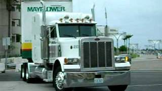 MAYFLOWER - PETERBILT - SAN DIEGO