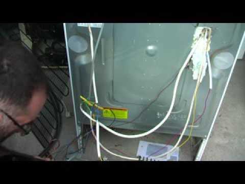 Ремонт своими руками холодильника lg 93