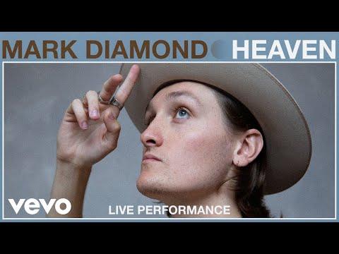 "Mark Diamond - ""Heaven"" Live Performance | Vevo"