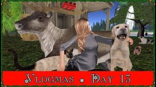 Vlogmas Day 13! #SecondLifeChallenge - All The Animals! (Second Life)